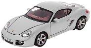 Porsche Cayman S - Метална количка - играчка