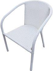 Градински стол - Вито - Имитация на ратан