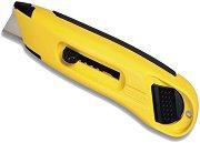 Макетен нож с допълнителни остриета - 18 mm
