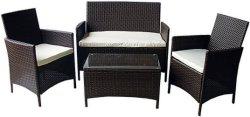Комплект градински мебели - 653
