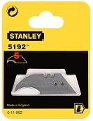 Извито острие за макетен нож - Комплект от 5 броя