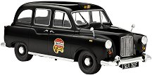 Лондонско такси - Austin FX4 - Сглобяем модел -
