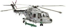Хеликоптер - Westland Lynx HAS.3 - Сглобяем авиомодел - макет