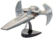 """Космически изтребител - Sith Infiltrator - Сглобяем модел """"Star Wars"""" -"""