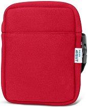 Термо-чанта - Red - Аксесоар за бебешки шишета - купичка