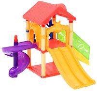 Увеселителна площадка - Детски конструктор - играчка