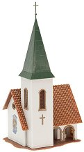 Провинциална църква - Сглобяем модел -
