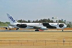 "Пътнически самолет - Boeing 767-300 ""Fly Panda"" Limited Edition - Сглобяем авиомодел -"