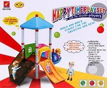 Конструктор - Детска площадка - играчка