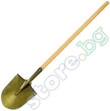 Права лопата със заоблен връх - Gold