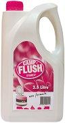 """Ароматизиращ и почистващ концентрат - Camp Flush - 2.5 l - Консуматив за химическа тоалетна """"Campa Potti Qube XG"""""""