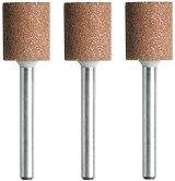 Комплект корундови шлифовъчни накрайници - ∅ 9.5 mm -