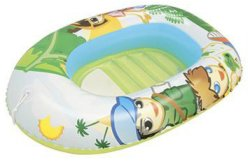 Детска лодка - Джунгла - Надуваема играчка -