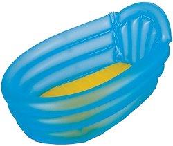 Бебешки басейн с облегалка - Надуваема играчка -