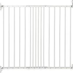 Двустранно отваряща се преграда за врата - Multidan metal - продукт