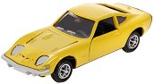 Opel GT 1900 - Метална количка - творчески комплект