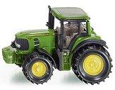 """Трактор - John Deere 7530 - Метална играчка от серията """"Super: Agriculture"""" -"""