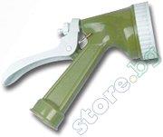 Градински пистолет за поливане с 5 функции