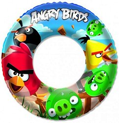 Детски пояс - Angry Birds - Надуваема играчка - творчески комплект