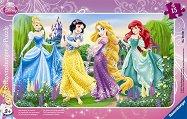 Разходката на принцесите - пъзел