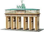 Бранденбургската врата - 3D пъзел - пъзел