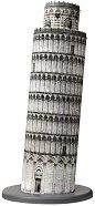 Наклонената кула в Пиза - 3D пъзел - пъзел