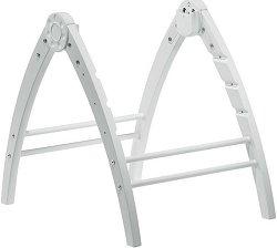 """А-образна основа за бебешки шезлонг, стол за хранене и кош за новородено - От серия """"Angel line"""" -"""