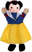 Кукла за куклен театър - Снежанка - количка
