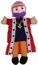 Кукла за куклен театър - Цар - играчка