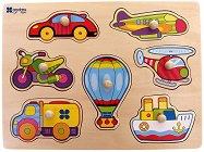 Транспортни средства - пъзел