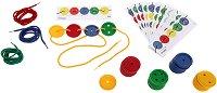 Копчета - Играчка за нанизване - несесер
