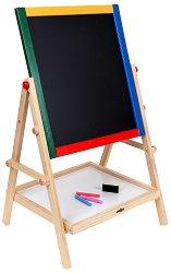 Двустранна дъска за писане - Образователна играчка -