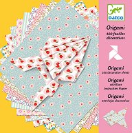 Оригами - Цветни хартии -