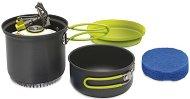 Алуминиеви съдове за готвене - Solo X - Комплект от 2 части и торбичка за съхранение