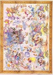 Декупажна хартия - Омагьосаните феи 102 - Дизайн на Nerida Singleton