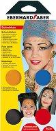 Бои за рисуване върху лице - Ориент - Комплект от 4 цвята