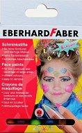 Моливи за рисуване върху лице - Pearl - Комплект от 6 цвята