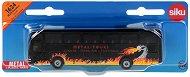 """Автобус - MAN - Метална играчка от серията """"Super: Bus & Rail"""" - количка"""