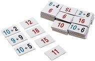 Научете се да събирате - Математическа игра -
