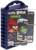 Карти за игра - Angry Birds Space Power Cards - раница