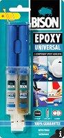 Универсално епоксидно лепило - Epoxy Universal - Двойна спринцовка от 24 ml -