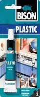 Лепило за пластмаса - Bison Plastic - Тубичка от 25 ml -