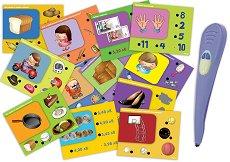 Умна писалка - Основни знания - Образователна играчка - играчка