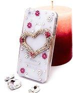 """Калъф за iPhone 4/4S - Дизайн """"Сърце"""" - продукт"""