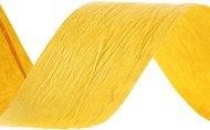 Хартиена панделка - патешко жълта - Ролка 5.5 cm x 23 m