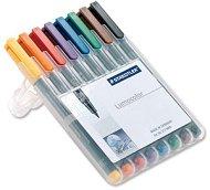 Перманентни тънкописци - Lumocolor 313 S - Комплекти от 4, 6 и 8 цвята