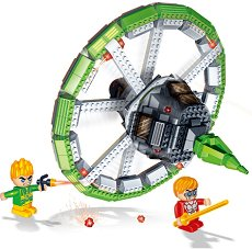 """Лазерно оръжие - Детски конструктор от серията """"BanBao Journey V"""" - играчка"""