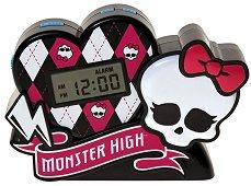 """Детски часовник с радио - Детски аксесоар от серията """"Monster High"""""""