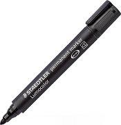 Перманентен маркер с объл връх- Lumocolor 352 - Дебелина на върха - 2 mm