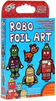 Създай сам роботи от фолио - Творчески комплект -